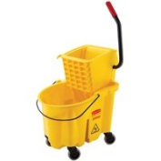 RubbermaidProducts Wave Brake 24.6l, Sold as 1 Each