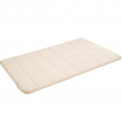 Home Mat, Leoy88 Slip-resistant Pad Bathroom Shower 50 x 80cm