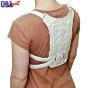 Pain-Relieving Posture-Correcting Adjustable Shoulder Brace Large