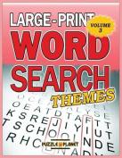 Large Print Word Search [Large Print]
