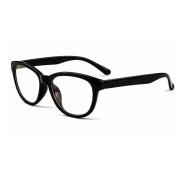 BXT Unisex Womens Mens Full Rim Round Clear Lens Plain Glasses Eyeglasses UV Radiation Protection,Anti Blue Ray, Anti-reflective, Anti-glare Computer Reading Gaming Glasses Eyewear Spectacles