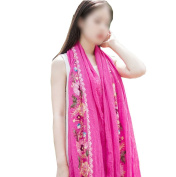 Rose Red Women's Washes of Colour Summer, Lightweight Scarf