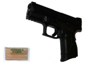 Pearce Grip PG-XDM Springfield XDM Compact Ser. Extension + Nimrod's Wares Microfiber Cloth