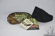 Heavy Hauler Outdoor Gear SUNGLASS CASE Hardwoods Green