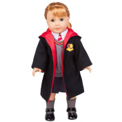 Hermione Granger-Inspired Doll Clothes for American Girl Dolls