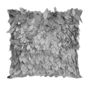 Xinhuaya Floral Ice Velvet Cotton Blend Cosy Cushion Covers Home Decorative Throw Pillowcases