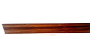 12 Marksmen 33 inch DIY High Grade Carbonised Bamboo Arrow Shafts. Super Straight Strong Archery 7.5mm