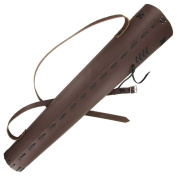 Hart of Ten Mediaeval Leather Hunting Quiver
