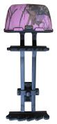 Kwikee HI-5 - 5 Arrow quiver - MO Blaze Pink - KH5BLZPNK - Archery Accessories - Quivers