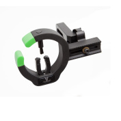 30-06 Outdoors.30-06 The Talon Full Contain Arrow Rest Black/Green Accent