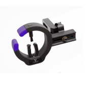 30-06 Outdoors.30-06 The Talon Full Contain Arrow Rest Black/Purple Accent