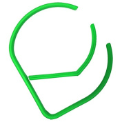 G5 Outdoors C-MAX REPLACEMENT RUBBER BUMPER - GREEN - 396