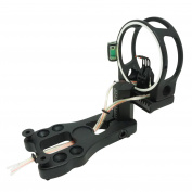Safari Choice Archery 4-Pin Fibre Optic 0.05cm Bow Sight
