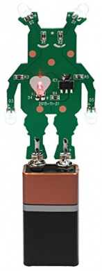 Voltron LED Robot