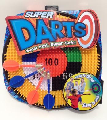 Rubber Tips Safe Dart Game Easy Hang