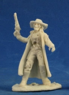 (Ship from USA) Undead Outlaw 91005 - Savage Worlds - Reaper Miniatures - D & D Wargames /ITEM#H3NG UE-EW23D105180