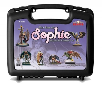 Reaper Miniatures: The Best of Sophie Collection 2