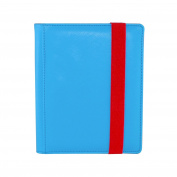 Dex Protection 4-pocket Binder - Blue