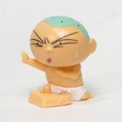 "Crayon Shin-chan ""Crayon Shin-chan"" on the desk 2 Gachapon 3. Masao-kun single item"