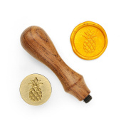 DesignOD Wax Seal Stamp - Pineapple