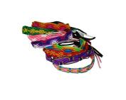 Amazing Lot 100 Friendship Bracelets From Peru