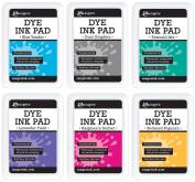 Ranger - Dye Ink Pad Lot - Bundle #2 - 6 Pads