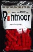 Pinmoor Red (100 pack)