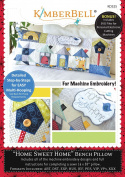 Home Sweet Home Machine Embroidery CD by KimberBell KD525