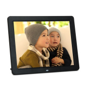 Minidiva 30cm HD LED 4:3 Digital Picture Frame - Photo Display with Max 32GB Storage