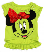 Minnie Mouse Toddlers Green T-Shirt