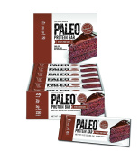 Paleo Protein Bar (Devils Food Cake) 12 Bars