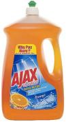 Ajax Triple Action Dish Liquid, Orange, 2660ml