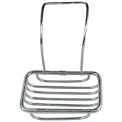 Soap Holder for Over Edge of Clawfoot or any Bath Tub Chrome Plated claw foot