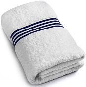 Cotton Bath Towel Pool Towel - Easy Care, 100 % Ringspun Combed Cotton for Maximum Softness and Absorbency - (80cm x 140cm ) – by Utopia Towel