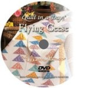 Flying Geese DVD with Eleanor Burns