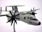 Northrop Grumman E-2 Hawkeye 1/72 Scale Die-cast Metal Model