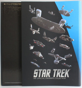 Star Trek Federation Starships Collection Binder