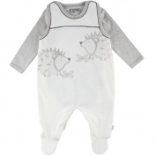 Fixoni Baby Strampler Mit Langarmbody Clothing Set