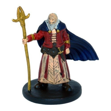 D & D Dungeons and Dragons Rage of Demons 14 Human Wizard