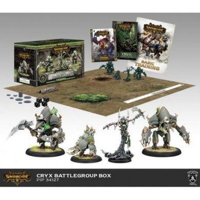 Warmachine: Cryx Battlegroup Starter Box (MKIII)