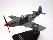 North American P-51 Mustang 1/72 Scale Diecast Model