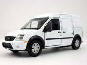 10cm Ford Transit Connect Scale Diecast Model