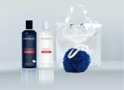"Fine Perfumery ""Laghmani Blue"" Gift Set Body Lotion & Shower Gel Ideal for Christmas/Birthday Present"