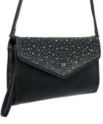 J.LO Women's Clutch black black