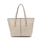 DATO Elegant Simplified Style Faux Leather Tote Bags for Women Girls Handbags Fashion Hobos Shoulder Bags Casual Cross Body Top Handle Bags