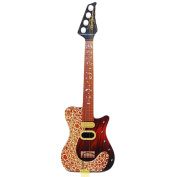 England Musical Instrument Mini Guitar Education Kids Toy Player-A2