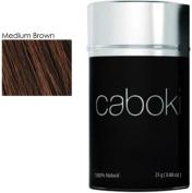 Caboki hair loss fibres meduim brown 25g