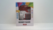 FunsLane Electronic Money Saving Box Cash Coin Can Children's Money Bank, Toy Bank