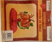 Thanksgiving Tissue Paper Honeycomb Centrepiece