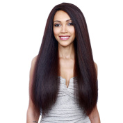 Bobbi Boss Elegant Imitation Hair Wig Straight Long Lace Front Wig MLF96 Safire